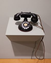 I can't remember (world turning) by Janet Cardiff & George Bures Miller contemporary artwork sculpture, installation