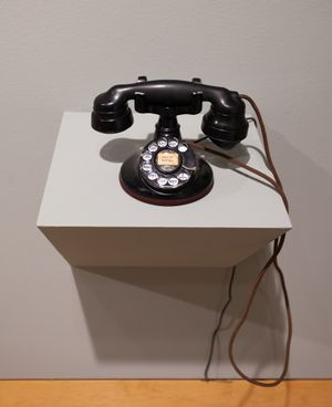 I can't remember (world turning) by Janet Cardiff & George Bures Miller contemporary artwork