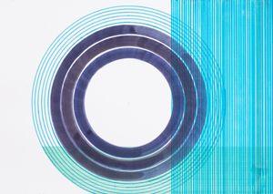 Optic by Xavier Veilhan contemporary artwork