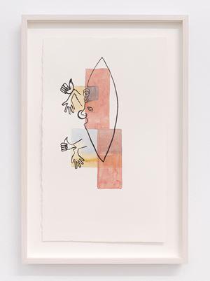 Pedernal I by Mariana Castillo Deball contemporary artwork