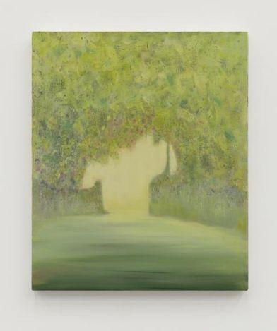 Rachel Howard, WW (2019–2021) Oil on canvas. 61 x 50.8 cm. Courtesy the artist and Simon Lee Gallery.