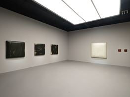 "Su Xiaobai<br><em>Beneath a descending moon, breathing 一池光井</em><br><span class=""oc-gallery"">Tina Keng Gallery</span>"