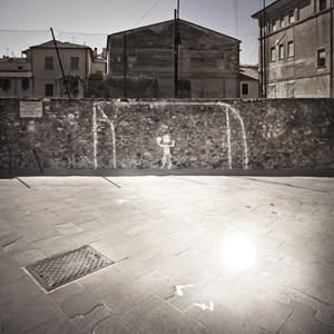 game Lite by Mauro Fiorese contemporary artwork