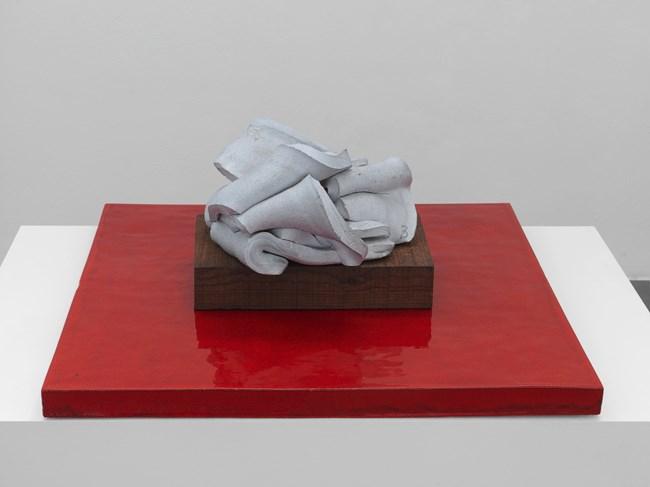 Solide plastique #4 by Didier Vermeiren contemporary artwork