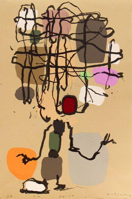 The Right Way by Bernard Quesniaux contemporary artwork