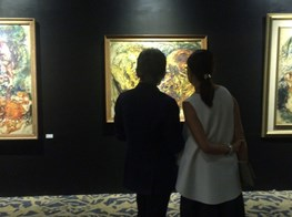 Art Stage Jakarta: Classic and contemporary Indonesian artists at their best