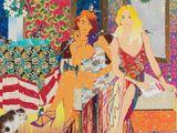 Turn Up the Happy Hour by Tomokazu Matsuyama contemporary artwork 2