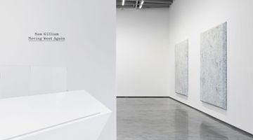 Contemporary art exhibition, Sam Gilliam, Moving West Again at David Kordansky Gallery, Los Angeles