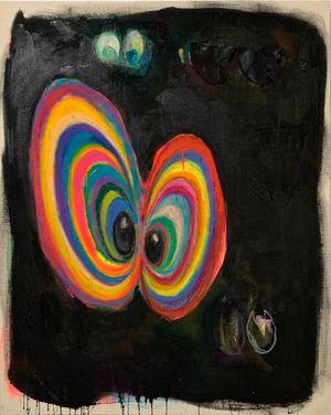 One's Eyes no.6 by Kinjo Toshiki contemporary artwork