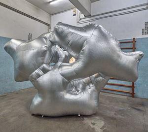 A Fatigue Garden Rock 《疲軟的審美》 by Guan Huaibin contemporary artwork