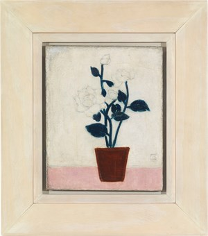 White Roses by Sanyu contemporary artwork