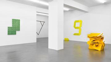 Contemporary art exhibition, Tony Cragg, Tatsuo Miyajima, Bettina Pousttchi, William Tucker, CUTOFF at Buchmann Galerie, Buchmann Galerie, Berlin, Germany