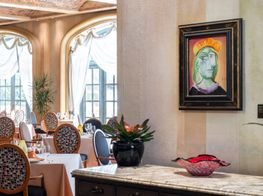MGM to Sell Vegas Restaurant Picassos in Diversity Gamble