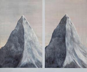 Twin Peaks by Prae Pupityastporn contemporary artwork
