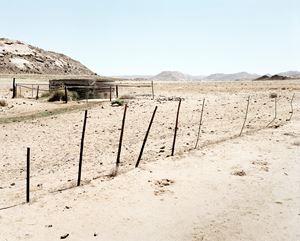 Overflow at Hytkoras, Namaqualand. 30 December 2003 by David Goldblatt contemporary artwork