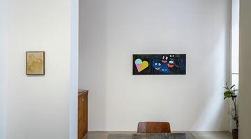 Contemporary art exhibition, Group Exhibition, Basel & Paris at Galerie Chantal Crousel, Paris, France