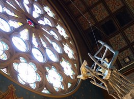 Kiki Smith Takes Over the Eldridge Street Synagogue with 50 Artworks