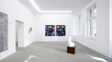 Contemporary art exhibition, Group Exhibition, The Italian Open at Rolando Anselmi, Berlin