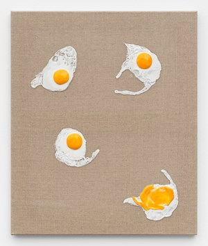 Untitled (eggs 7) by David Adamo contemporary artwork