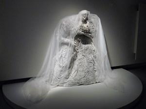 The Bride by Niki de Saint Phalle contemporary artwork