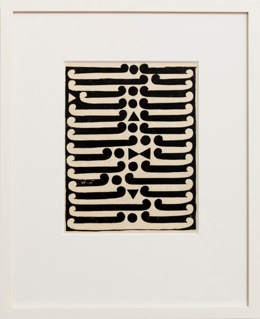 No. 4 by Gordon Walters contemporary artwork