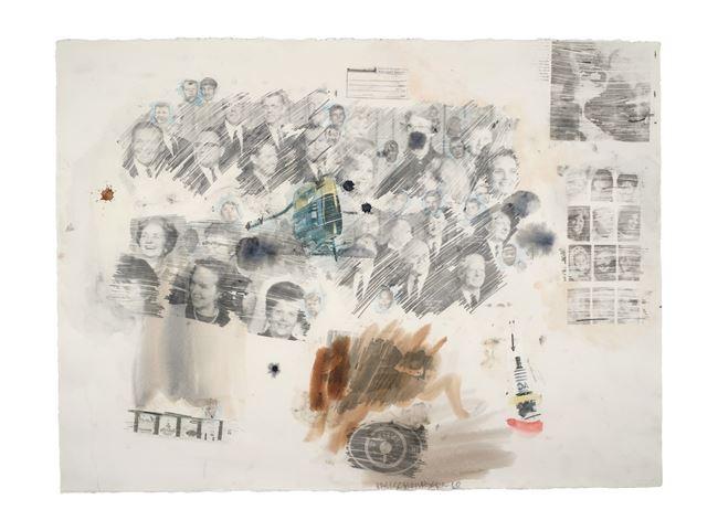 Untitled by Robert Rauschenberg contemporary artwork