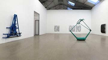 Contemporary art exhibition, Carsten Sievers, und selbst und trifft und selbst at Galerie Eigen + Art, Leipzig