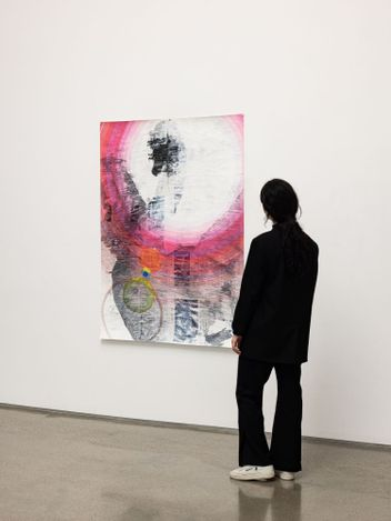 Exhibition view: Gabriel Vormstein,LIFE, PKM Gallery, Seoul (22 April–22 May 2021). Courtesy PKM Gallery.