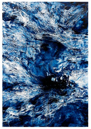 Sea Change 4 by Ann-Marie James contemporary artwork