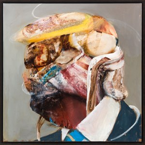 Untitled by Adrian Ghenie contemporary artwork