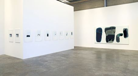 Exhibition view: Marie Le Lievre, Under High, Jonathan Smart Gallery (24 February–25 March 2017). Courtesy Jonathan Smart Gallery.