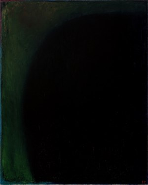 In the Depth of the Night 夜深沉 by Wang Pan-Youn contemporary artwork