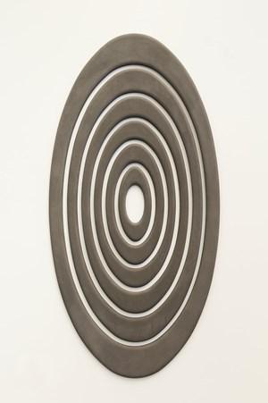 Amperzand in Liquefaction by Julia Morison contemporary artwork