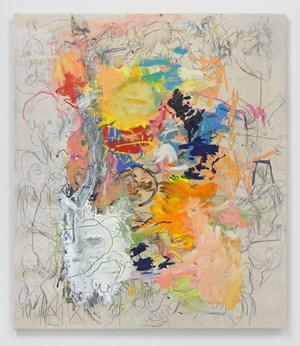 Mama by Rita Ackermann contemporary artwork
