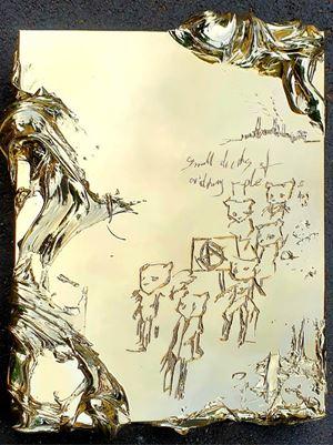 Small Deeds by Igor Dobrowolski contemporary artwork