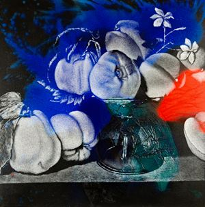 Deeper in still life by Phattharakon Singthong contemporary artwork