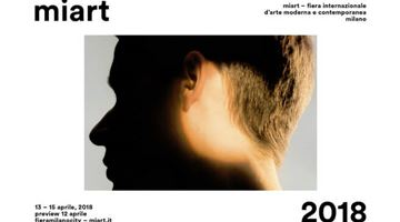 Contemporary art exhibition, miart 2018 at Dep Art Gallery, Milan, Italy
