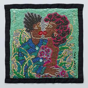 Orion and Koko by Tina Girouard contemporary artwork