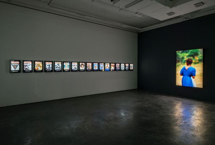 Exhibition view: Alfredo Jaar, 25 Years Later, Goodman Gallery, London (14 November 2019–11 January 2020). Courtesy Goodman Gallery.