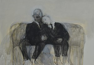 Black Relationship by Do Hoang Tuong contemporary artwork