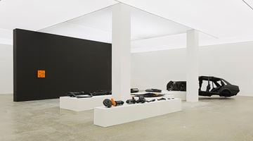 Contemporary art exhibition, Wu Wei, Freedom from Resistance at Tang Contemporary Art, Beijing