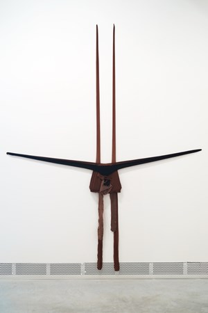A.C.Q. III by Senga Nengudi contemporary artwork