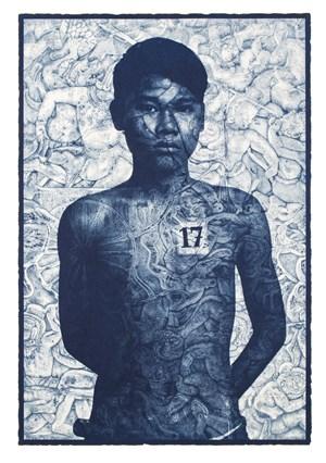 Splendor & Darkness (STPI) #33 by Dinh Q. Lê contemporary artwork