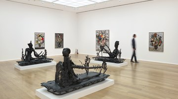 Contemporary art exhibition, Matthew Day Jackson, Still Life and the Reclining Nude at Hauser & Wirth, London