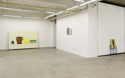 Exhibition view: Zhai Liang, SLOW, A Thousand Plateaus Art Space, Chengdu, China (22 July-22 September 2017). Courtesy A Thousand Plateaus Art Space, Chengdu, China.