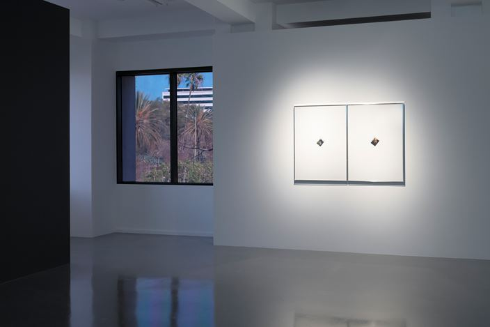 Exhibition view:Cyprien Gaillard, Reefs to Rigs, Sprüth Magers, Los Angeles (11 February–July 2020). Courtesy Sprüth Magers. Photo: Robert Wedemeyer.