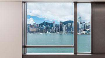 Perrotin contemporary art gallery in Hong Kong