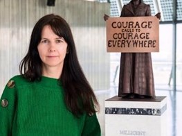 'Millicent Fawcett and Gillian Wearing are a winning combination'