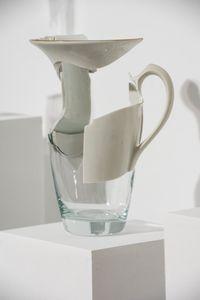 Frágil III by Julia Llerena contemporary artwork sculpture