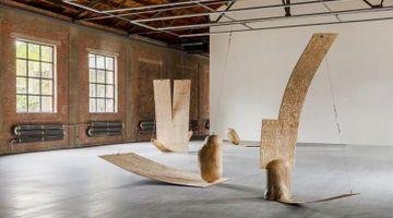 Contemporary art exhibition, Wang Lijun, Tension at Beijing Commune
